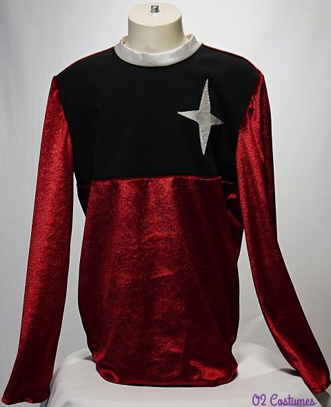 déguisement enfant capitaine Spock