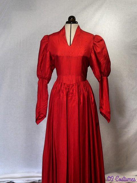 Robe Reine de Cœur