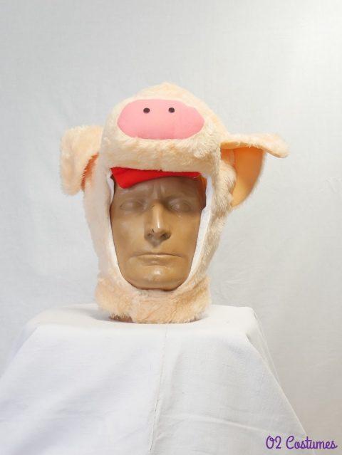 déguisement adulte de cochon