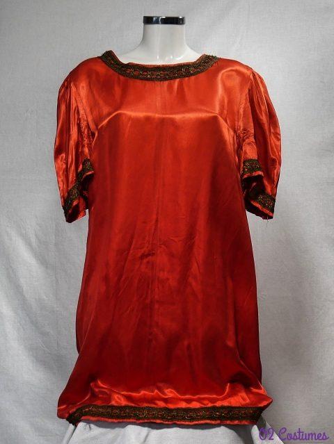 déguisement robe grecque adulte